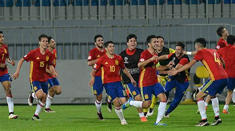 España-Alemania: España remonta ante Alemania y jugará la ...