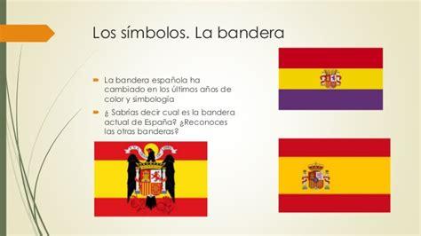 España como país  símbolos, bandera y diversidad regional