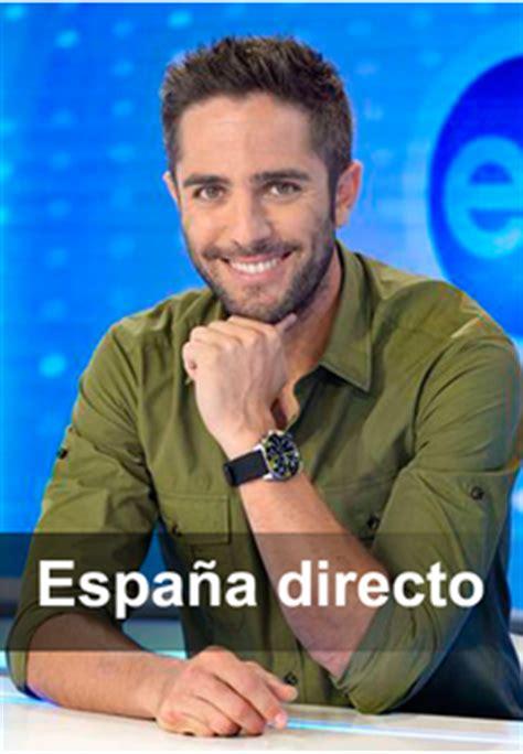 España directo | Programación TV