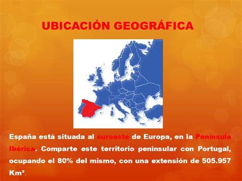 ESPAÑA Geografía y clima. - ppt video online descargar