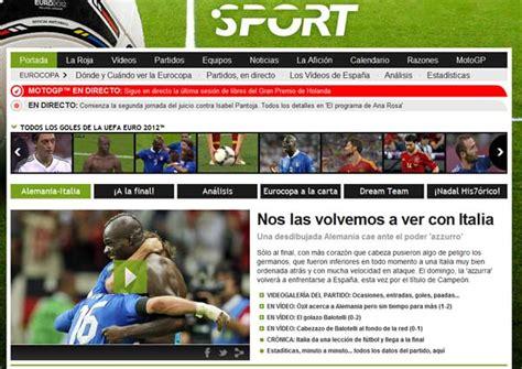 España - Italia, cómo ver online la final de la Eurocopa ...