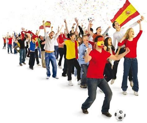España jugará la final del Mundial con más aficionados en ...