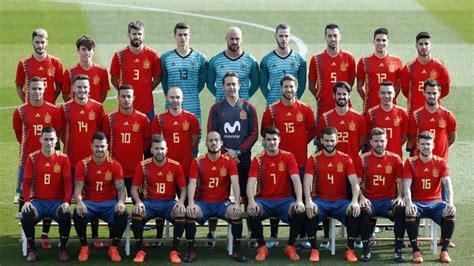 España Mundial Rusia 2018: Conociendo ya a los rivales ...