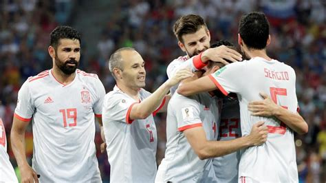 España   Portugal: Resultado y goles del fútbol, en directo