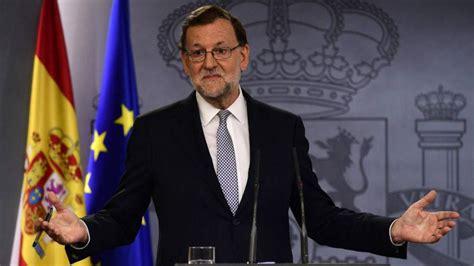 España: Rajoy llamado a testificar por corrupción en ...