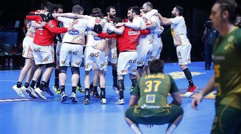 España se juega ante Croacia el acceso a las medallas del ...