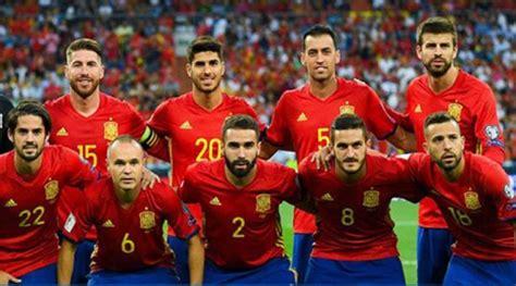 España y Alemania empataron 1-1 en amistoso disputado en ...