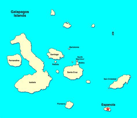 Espanola, Galapagos Islands, Ecuador - Discount Cruises ...