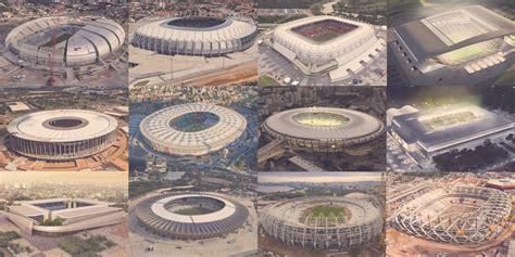 Especial Brasil 2014: los estadios donde jugarán los ...