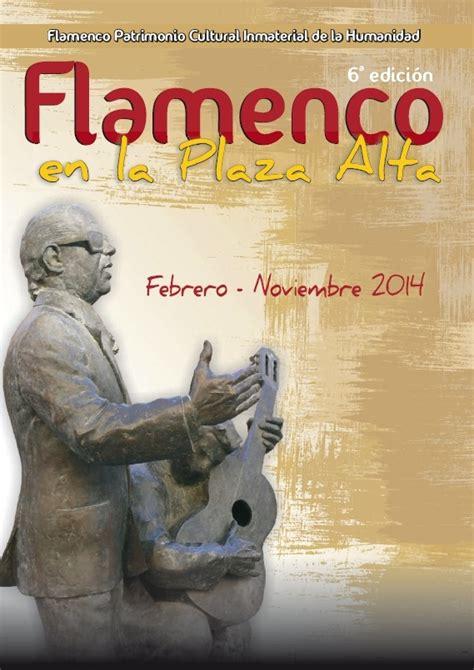 Especial: Flamenco en la Plaza Alta - Ayuntamiento de Badajoz