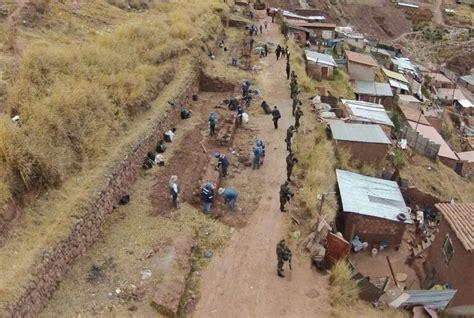 Especialistas y población de Cusco trabajan en ...