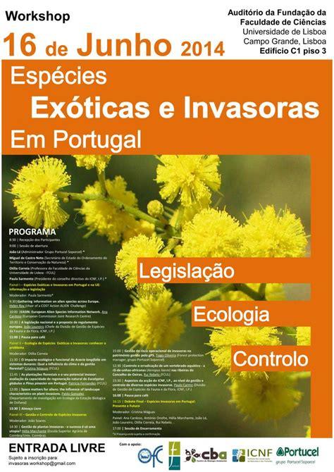 Espécies Exóticas e Invasoras em Portugal | Faculdade de ...