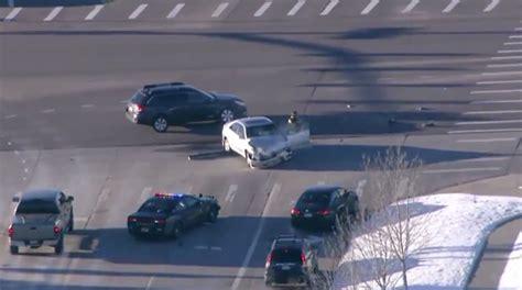 Espectacular persecución policial en Colorado a un hombre ...