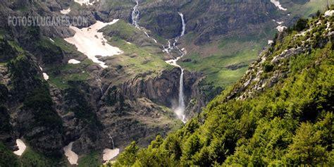 Espectacular ruta desde la Pineta a las Cascadas de La Larri