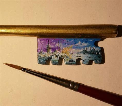Espectacular: Sorprendentes Pinturas En Miniatura De Kale ...