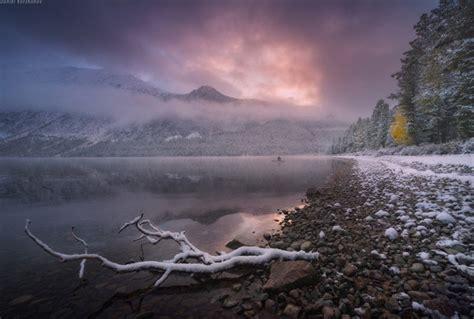 Espectaculares imágenes de la salvaje naturaleza rusa ...