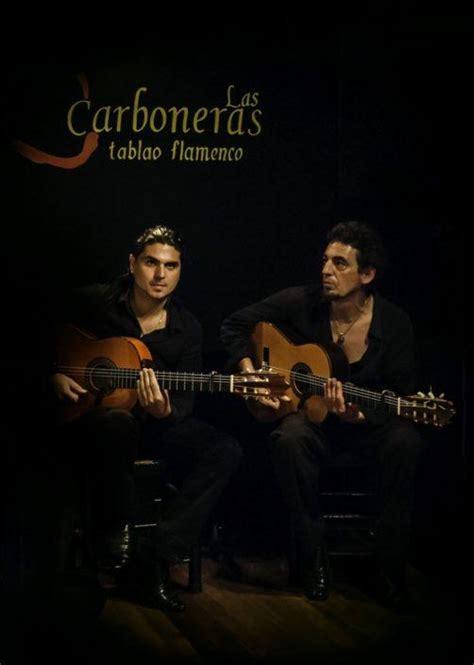 Espectáculo de flamenco en Madrid, Tablao Las Carboneras