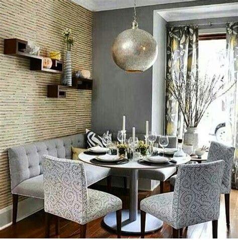 Esquina de sala, comedor pequeño o para un apartamento ...