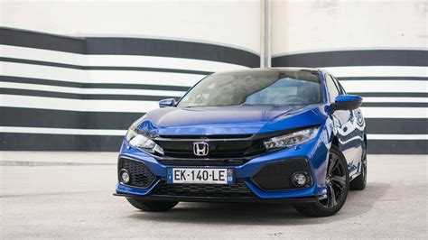 Essai Honda Civic 1.5T VTEC Sport Plus 182ch - YouTube