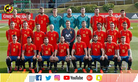 Esta es la FOTO oficial de España con la nueva camiseta ...