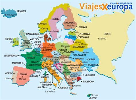 Esta Soy Yo: Mapa Europa