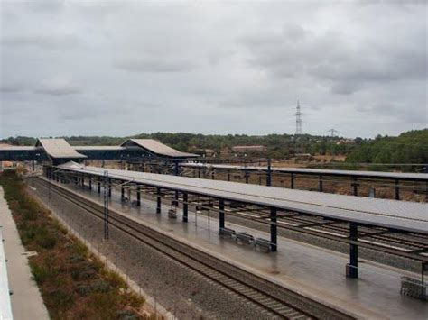 Estación Camp de Tarragona (Renfe-adif)