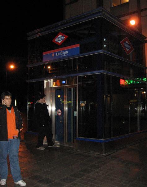 Estación de La Elipa