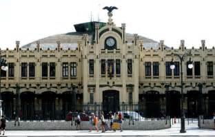 Estación del Norte de Valencia: 100 años de la estación ...