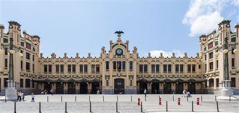 Estación del Norte  Valencia    Wikipedia, la enciclopedia ...
