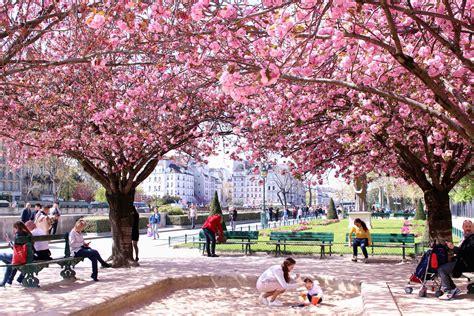Estaciones del año en París - Qué ver y tiempo