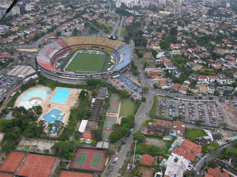 Estádio Cícero Pompeu de Toledo   São Paulo F.C  Morumbi ...
