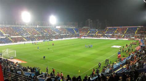 Estadio Ciudad de Valencia en Valencia: 1 opiniones y 22 fotos