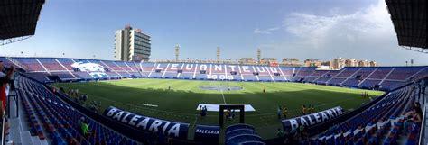 Estadio Ciudad de Valencia - Wikipedia, la enciclopedia libre