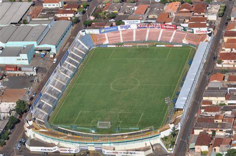 Estádio Frederico Dalmaso - Sertãozinho (SP) - Capacidade ...