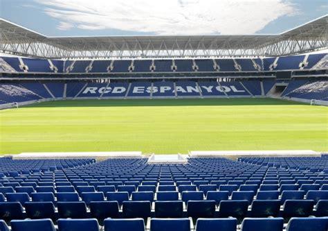 Estadio RCD Espanyol   Estudos de Caso   Arenas, Estádios ...
