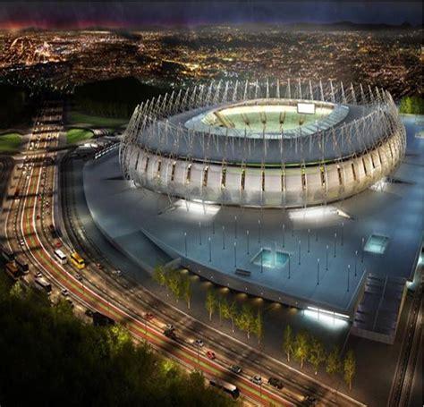 Estadios de Brasil 2014: La Arena Castelao construido en ...