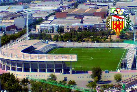 estadios de españa-hospitalet estadio - Comprar Postales ...