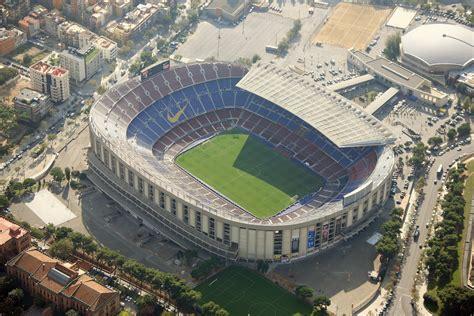 Estadios de Futbol del Mundo: Estadio Nou Camp
