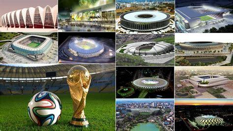 Estadios y sedes Mundial de Brasil - Blog Interference