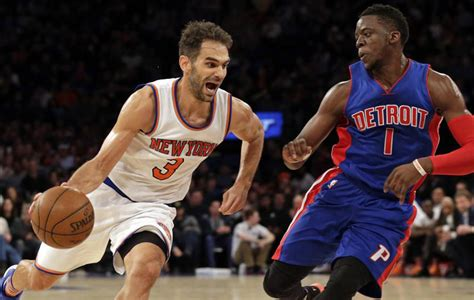Estadísticas Knicks 102-89 Pistons: Carmelo lidera a unos ...