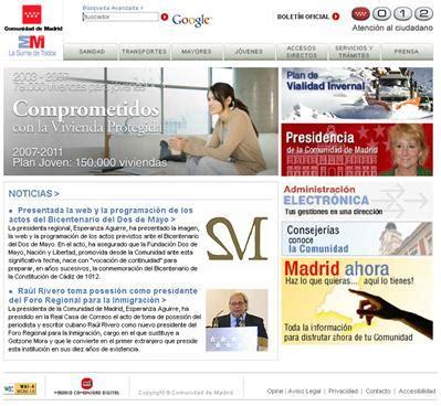 Estado de la e Administracion en España