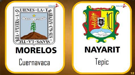 Estados de la Republica Mexicana y sus Capitales (PARA ...