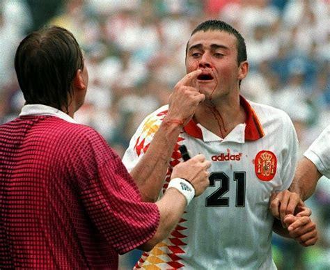 Estados Unidos 1994: Mucho más que un codazo | El Fútbol ...