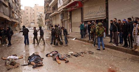 Estados Unidos  EEUU : El señor de la guerra de Alepo ...