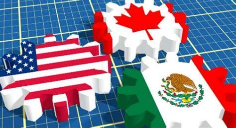 Estados Unidos, México y el TLCAN: alejando o acercando ...