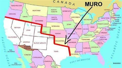 Estados Unidos, que arrebató a México más de la mitad de ...