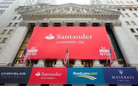 Estados Unidos y el real brasileño penalizan a Santander