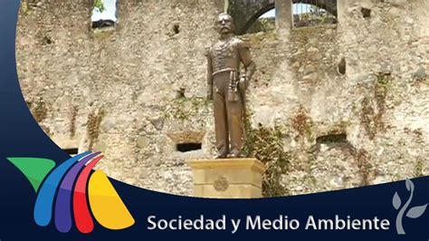 Estatua de Porfirio Díaz | Noticias de Veracruz - YouTube