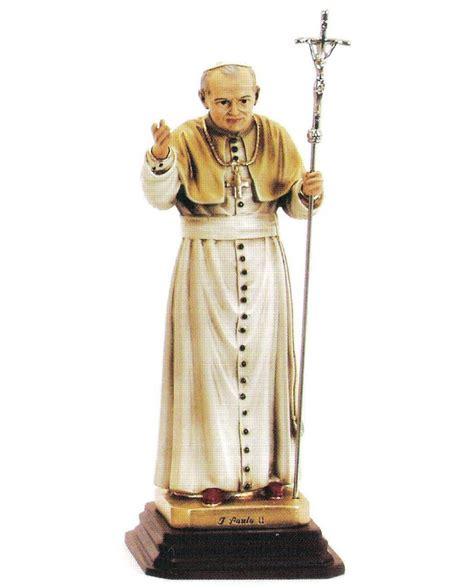 Estatua del Santo Juan Pablo II - Store Online Fátima