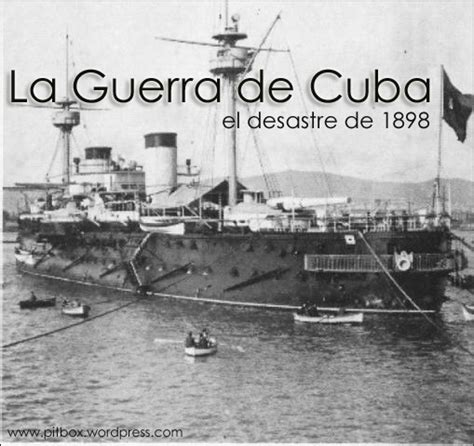 Este año hace 115 años de la guerra de Cuba